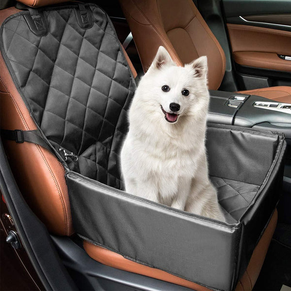 Lanke Dog Car Seat Cover bag, Waterproof Anti-dirty Seat Mat, Dog bags Pet Carriers Safe House Protector