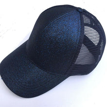 Load image into Gallery viewer, Women's Ponytail Baseball Cap