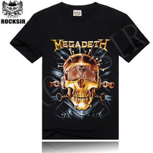 Load image into Gallery viewer, Men's Megadeth T-Shirt