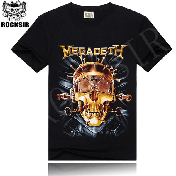Men's Megadeth T-Shirt
