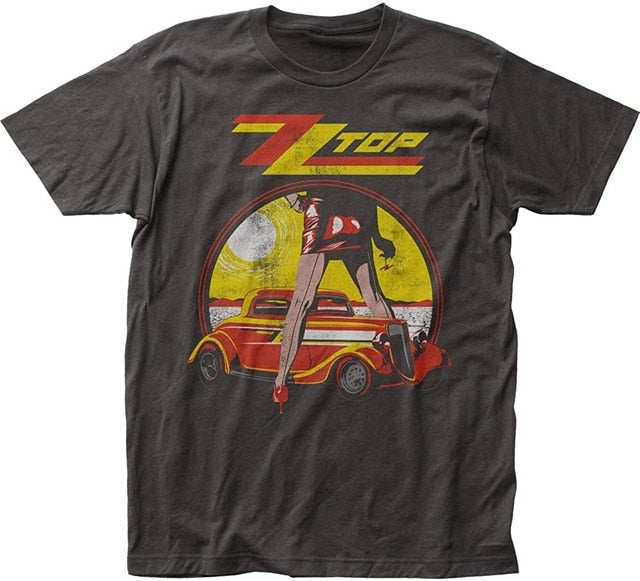 Men's ZZ Top Vintage T-Shirt