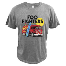 Load image into Gallery viewer, Men's Foo Fighters T-Shirt - Music Massacre