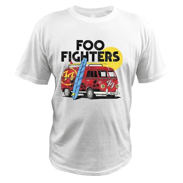 Men's Foo Fighters T-Shirt - Music Massacre