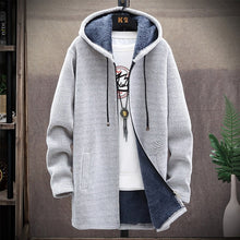 Load image into Gallery viewer, Men's Hooded Coat