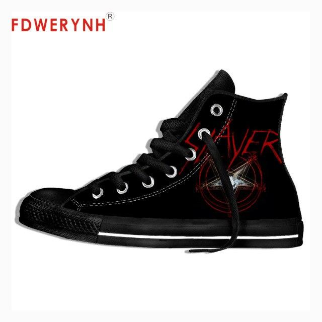 Men's Slayer Shoes - Music Massacre