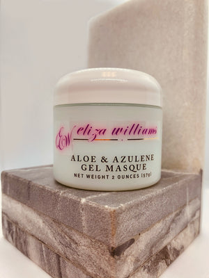 Aloe & Azulene Gel Masque