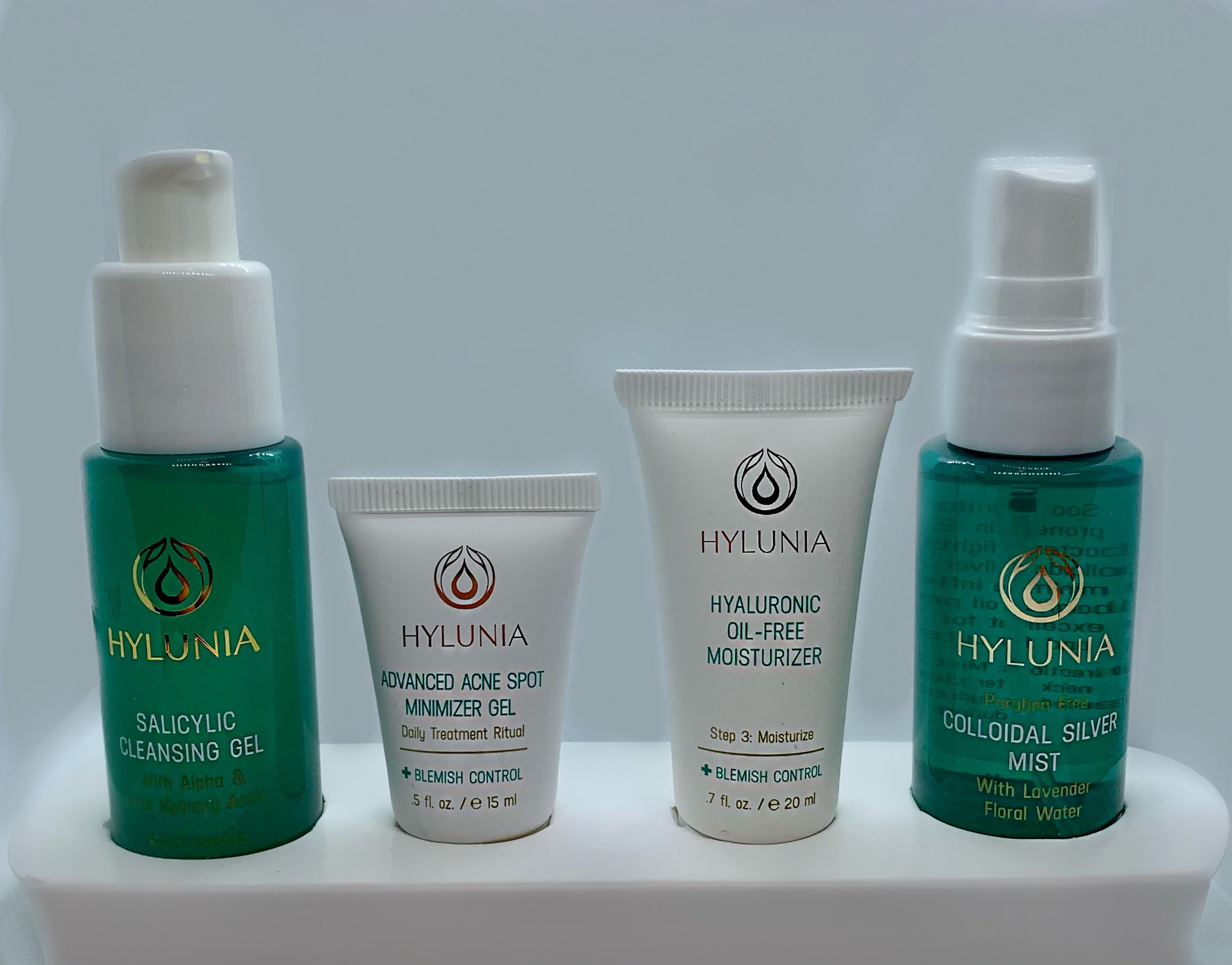 Blemish Control (Acne/Oily Skin)- Travel Kit