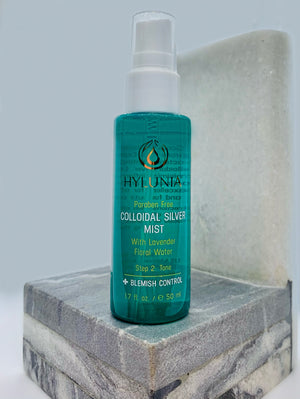 Colloidal Silver Mist- Travel Size