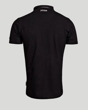 Afbeelding in Gallery-weergave laden, Polo shirt DTCH vibe black