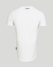 Afbeelding in Gallery-weergave laden, DTCH vibe t-shirt logo V neck white