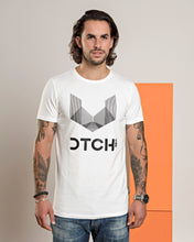 Afbeelding in Gallery-weergave laden, DTCH vibe T-Shirt logo essential white