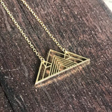Mountain Necklace - Inez