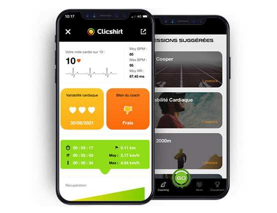HIGH PRECISION MOBILE APP FOR SPORT AND HEALTH