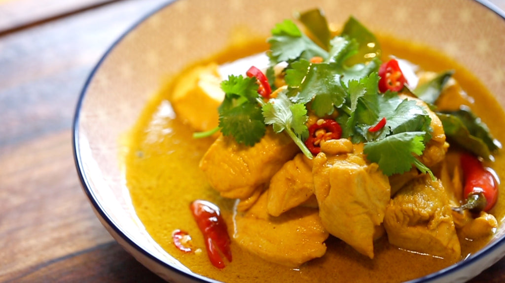How to cook Masak Lemak Cili Padi