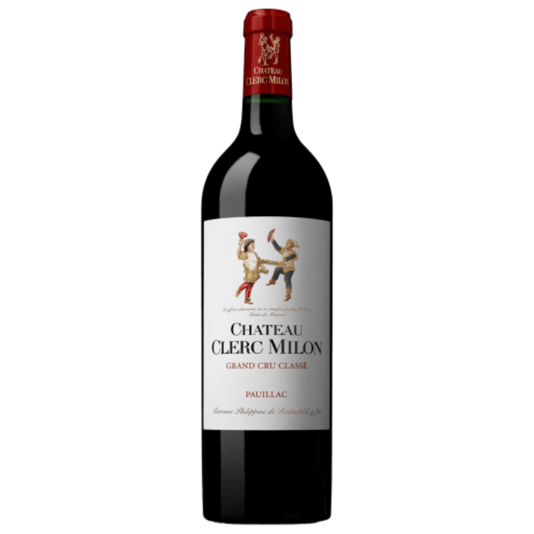 Chateau Clerc-Milon 0,75l