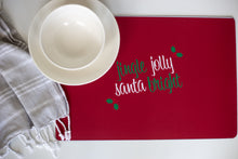 Load image into Gallery viewer, Place Mats - Christmas Sayings