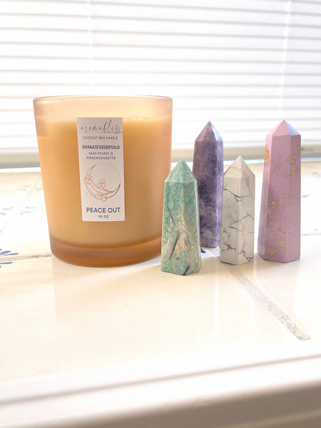 AromaBliss Candle