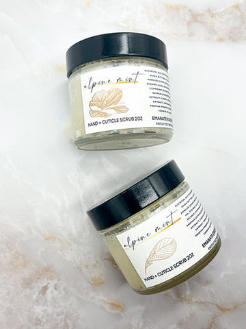Luxe Hand + Cuticle Scrub