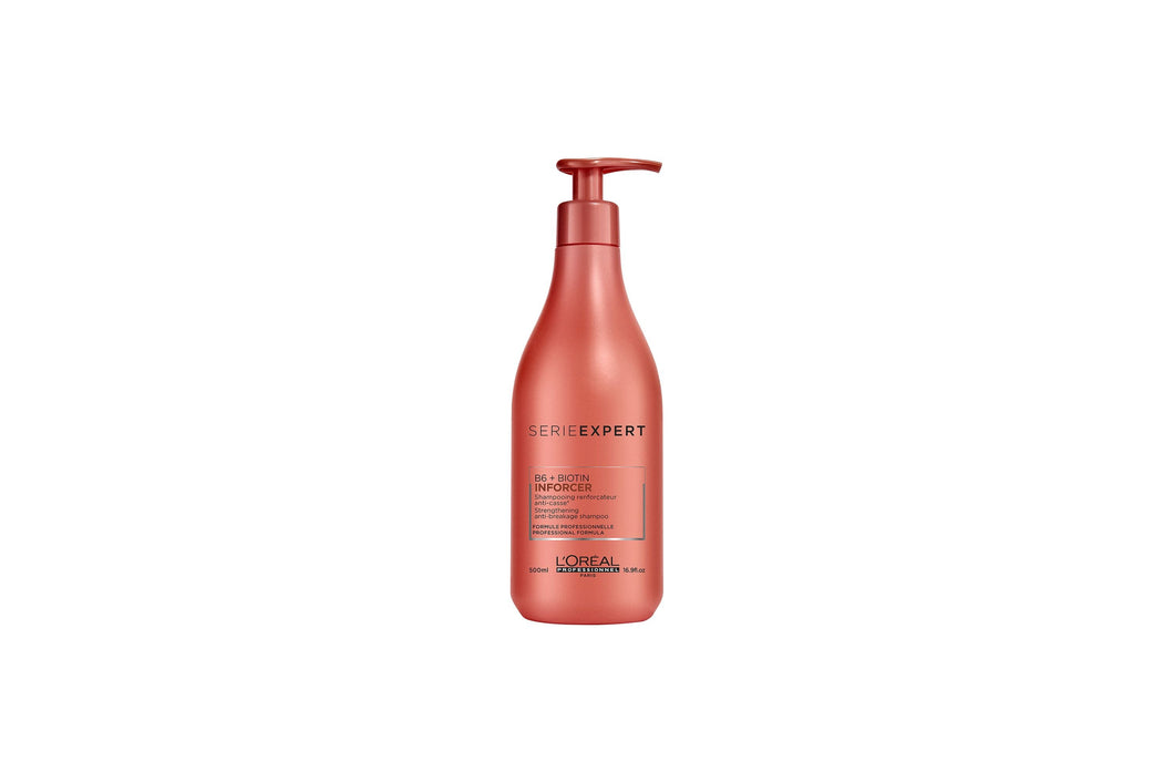 L'Oréal · Inforcer shampoo with B6 + Biotin 500ml