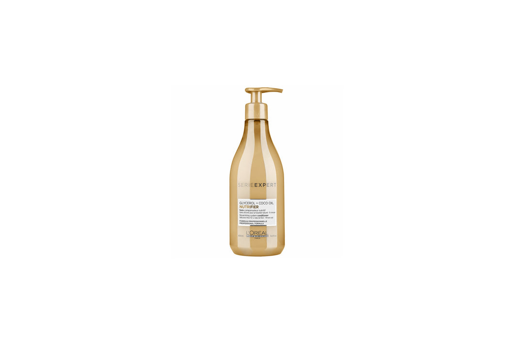 L'Oréal · Nutrifier Conditioner with Glycerol & Coco Oil 500ml