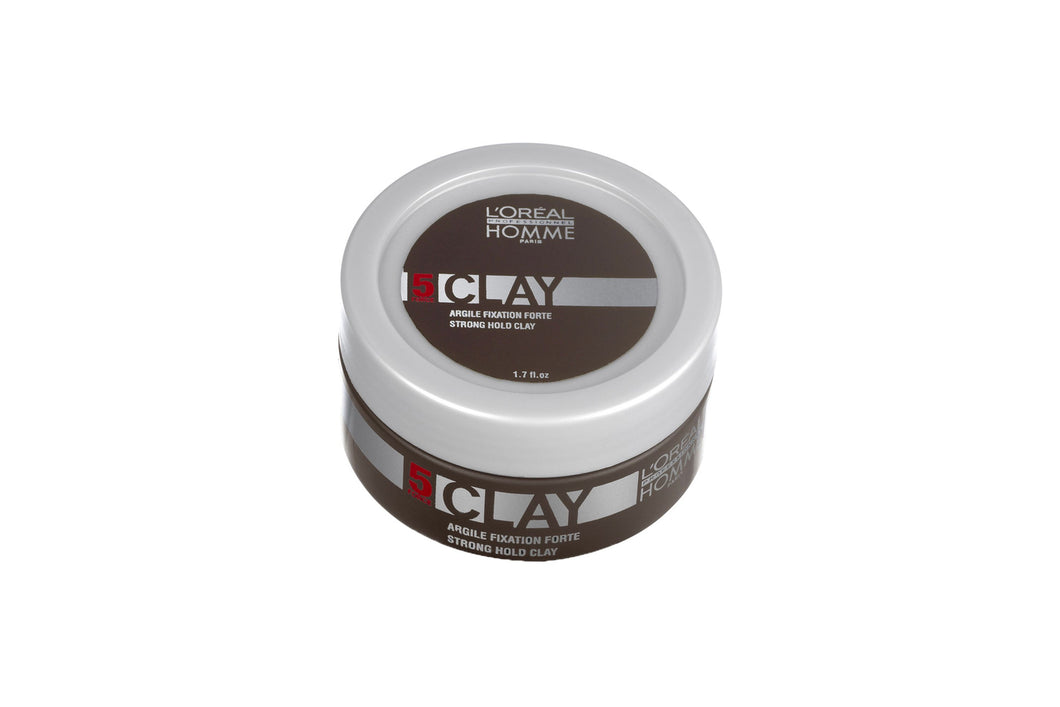 L'Oréal · Strong Hold Matte Clay Pomade 50ml