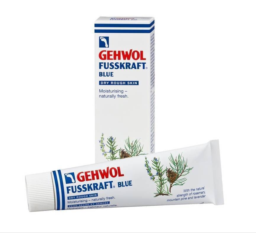 Gehwol · Fusskraft Blue Cream Dry Rough Skin 75ml