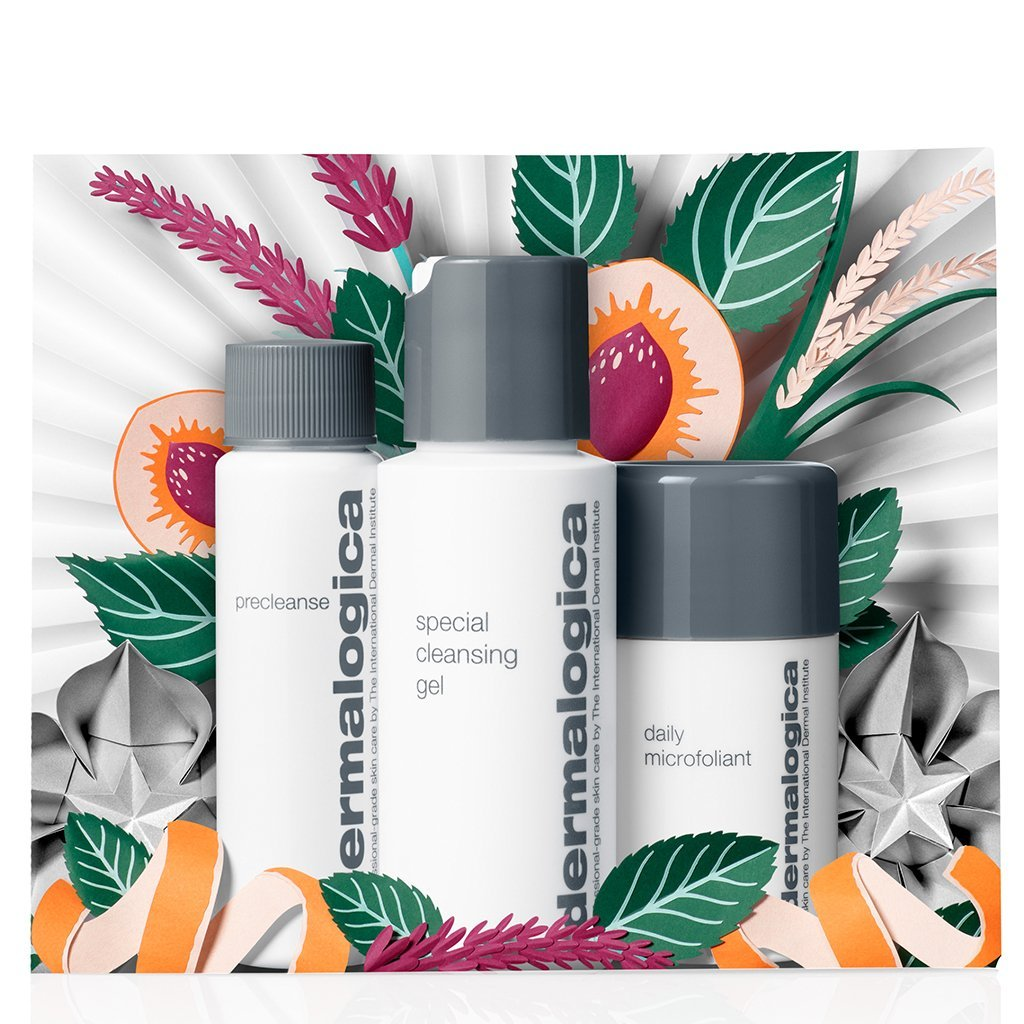 Dermalogica · Cleanse + Glow To Go Gift Kit 93ml