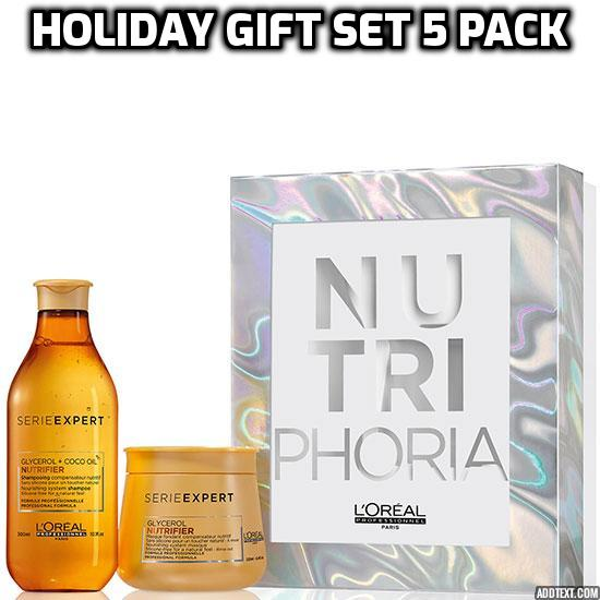 L'Oréal Professional Holiday Gift Set - Pack of 5