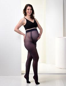 Mamsy - Maternity Tights 20den - different colors dark blue | MILD maternity boutique - maternity clothes at Mechelen