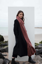 Loading Image into Gallery View, Bufandy - Scarf alpaca wool Doble   MILD maternity boutique - maternity clothes at Mechelen