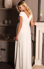 Loading Image into Gallery View, Tiffany Rose - Francesca dress ivory | MILD maternity boutique - maternity clothes at Mechelen