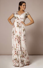 Loading Image into Gallery View, Tiffany Rose - Francesca maxidress petal pink floral | MILD maternity boutique - maternity clothes at Mechelen