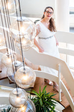 Load Image into Gallery View, Tiffany Rose - Vintage Sash | MILD maternity boutique - maternity clothes at Mechelen