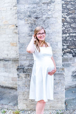 Load Image into Gallery View, Tiffany Rose - Aria ivory | MILD maternity boutique - maternity clothes at Mechelen