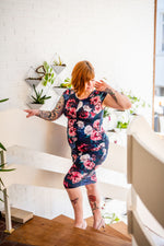 Loading Image into Gallery View, Ripe Maternity - Kara cross your heart dress | MILD maternity boutique - maternity clothes at Mechelen