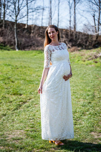 Tiffany Rose - Ash gown | MILD maternity boutique - maternity clothes at Mechelen