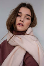 Loading Image into Gallery View, Bufandy - Alpaca Scarf Brushed Solid | MILD maternity boutique - maternity clothes at Mechelen