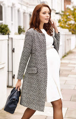 Loading Image into Gallery View, Tiffany Rose - Verity coat snow forest | MILD maternity boutique - maternity clothes at Mechelen