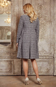 Tiffany Rose - Verity coat snow forest | MILD maternity boutique - maternity clothes at Mechelen