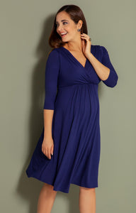 Tiffany Rose - Willow eclipse blue | MILD maternity boutique - maternity clothes at Mechelen
