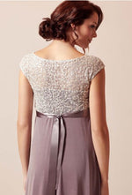 Loading Image into Gallery View, Tiffany Rose - Mia dusky truffle   MILD maternity boutique - maternity clothes at Mechelen