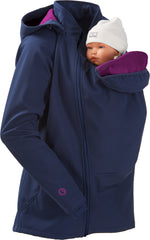 Afbeelding in Gallery-weergave laden, Softshell Babywearing Jacket Sweet Fifteen