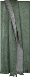 Bufandy - Scarf alpaca wool Doble metal mint   MILD maternity boutique - maternity clothes at Mechelen