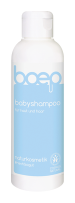 Loading Image into Gallery View, Boep - Baby Shampoo Body Wash 2in1 150ml | MILD maternity boutique - maternity clothes at Mechelen