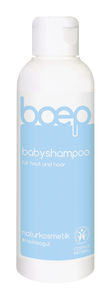 Boep - Baby shampoo body wash 2in1 150ml | MILD maternity boutique - maternity clothes at Mechelen