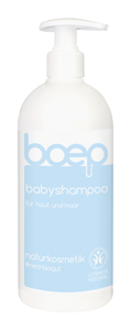 Boep - Baby shampoo body wash 2in1 500ml | MILD maternity boutique - maternity clothes at Mechelen