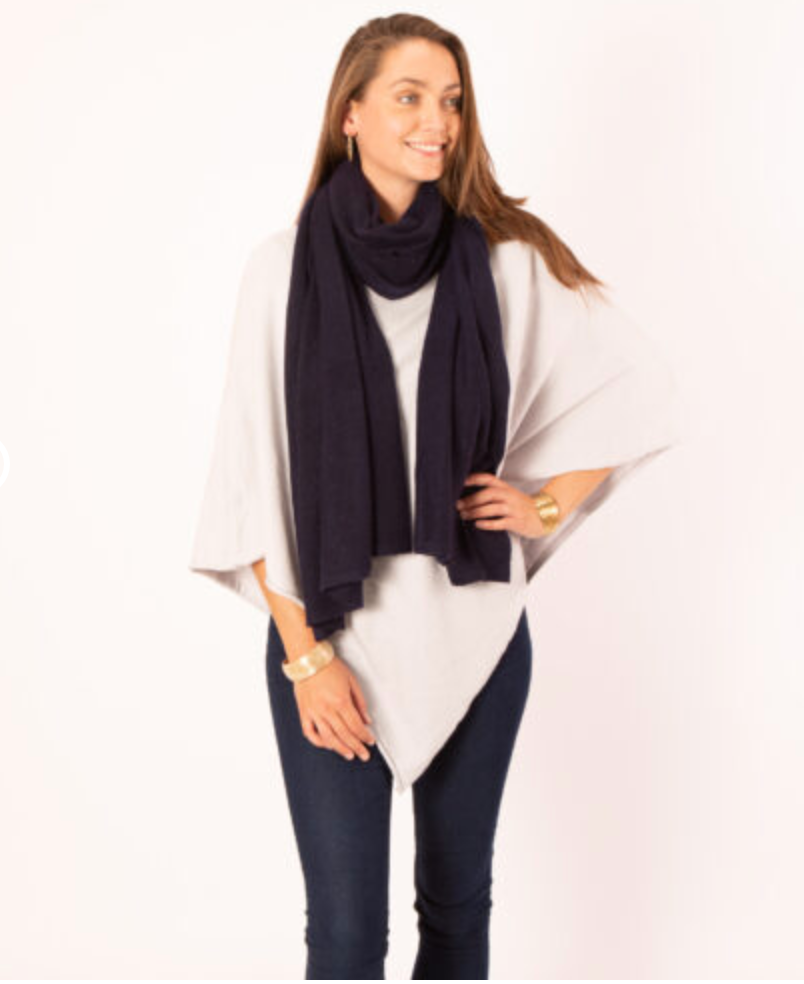 Kellie Cashmere Shawl is a luxurious, soft to touch investment piece that will always uplift your outfit with elegance