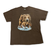 Vintage Bear T-Shirt XL