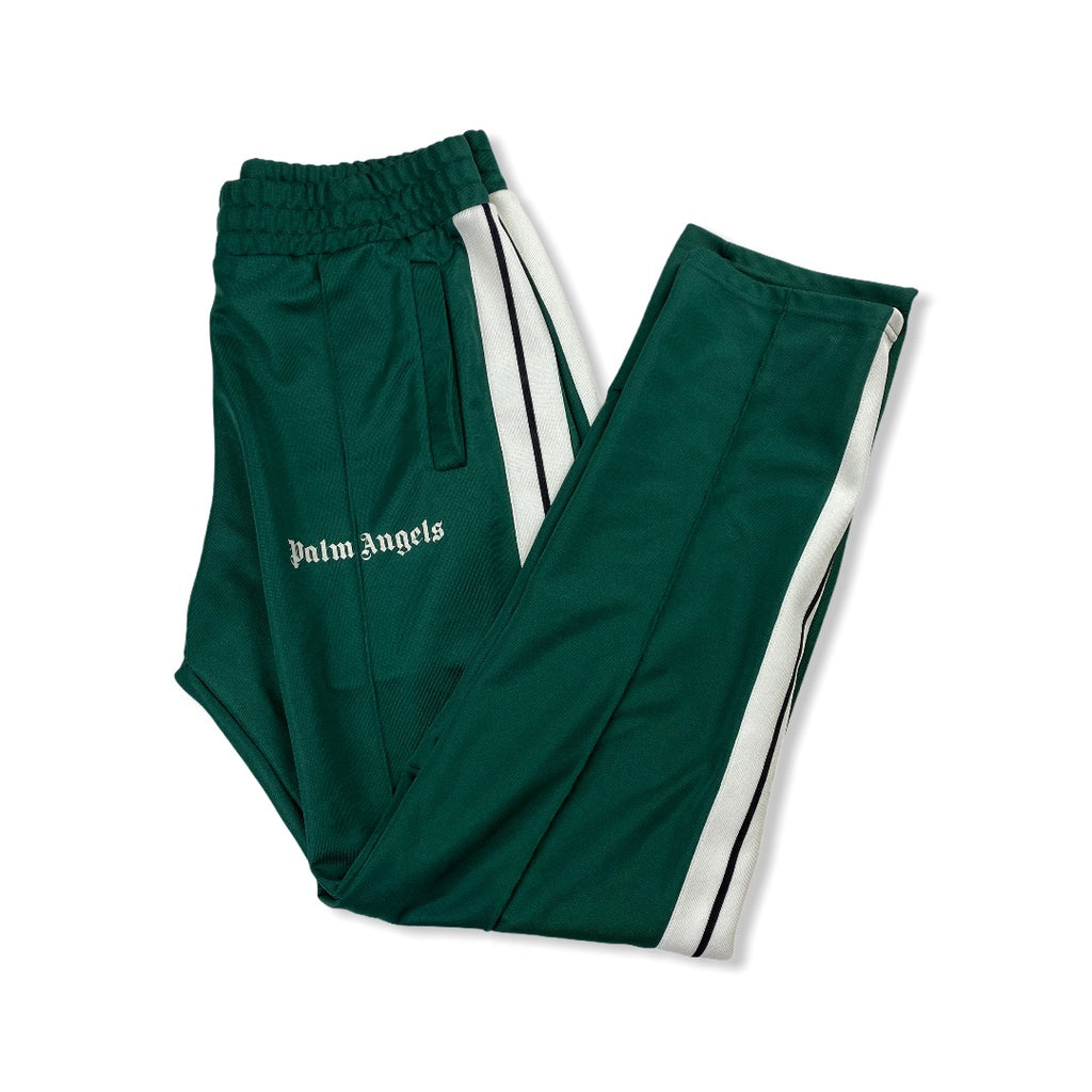 Palm Angels Trackpant Darkgreen XL