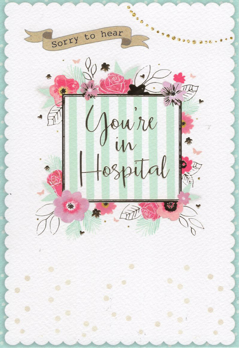 Get Well - Hospital